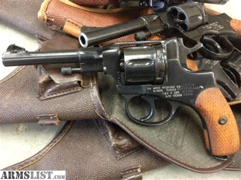 army surplus springfield missouri armslist for sale russian nagant revolvers back in