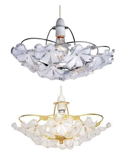 Flower Ceiling Light Modern Stylish Floral Flower L Shade Ceiling Pendant Light Chandelier Shade The Electrical