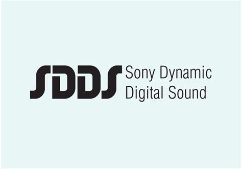 digital sony sony dynamic digital sound free vector