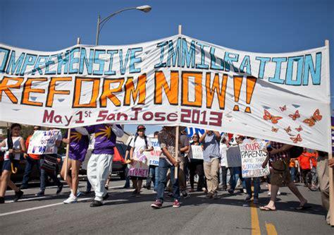 Detox Day San Jose by News Pix San Jose May Day Immigration Rally Solar Plane