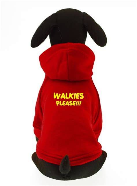 design your own hoodie for dogs what does your dog s sweatshirt say at urbanpup com