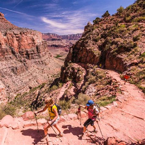 grand canyon hiking o a r s