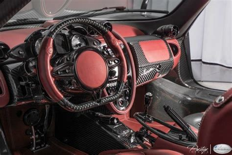 pagani interior dashboard 2016 pagani huayra for sale miami fl