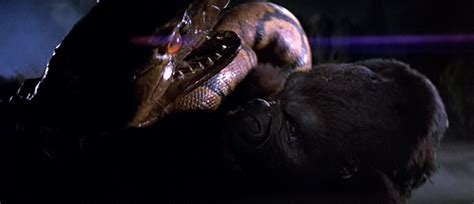 film anaconda vs kingkong daily grindhouse why d it have to be snakes week king