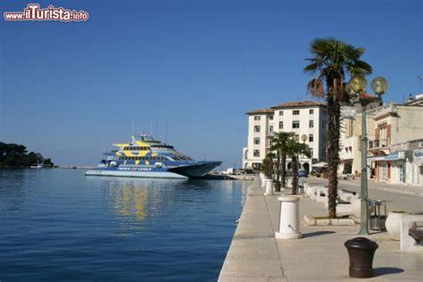 porto croazia porto di porec croazia parenzo 232 ben foto porec