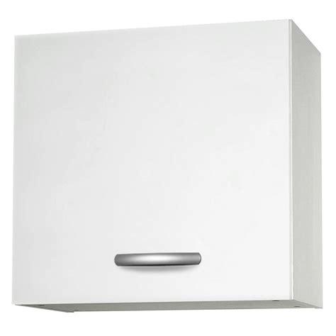 Meuble de cuisine haut 1 porte, blanc, h57.9x l60x p35.2cm