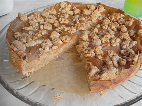 kuchen mit zimt cremiger apfel pudding kuchen mit zimt rezept mit bild