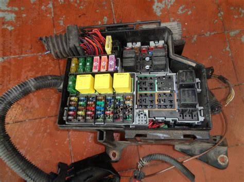 vauxhall combo fuse box wiring diagram schemes