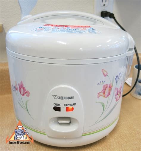 Rice Cooker Zojirushi Indonesia rice cooker zojirushi 5 5 cup 10 cup importfood