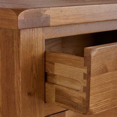 oak furniture land computer desk original rustic computer desk in solid oak oak furniture