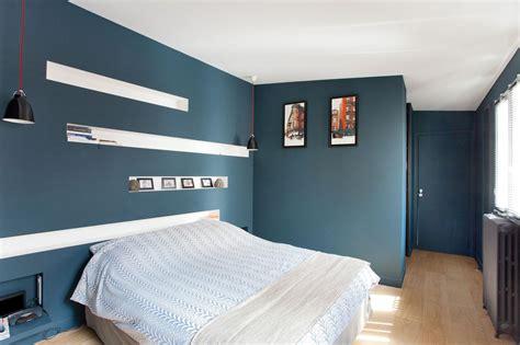 Bleu Gris Chambre by Exemple Couleur Peinture Chambre