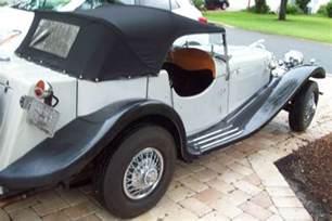Jaguar Kit Cars For Sale 1937 Jaguar Roadster Ss100 Kit Car For Sale In The
