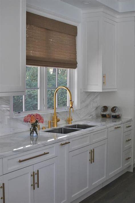brass faucets kitchen brass gooseneck kitchen faucet design ideas