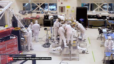 nasas build  mars  rover   space