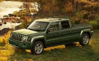 Jeep Truck 2016 2015 Jeep Comanche Concept Autos Post