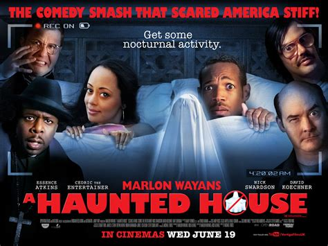 a haunted house review the silver screen critic