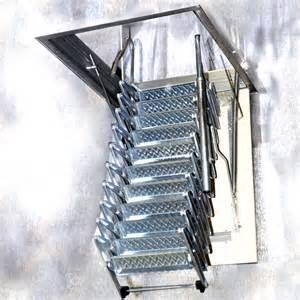 folding staircase type quot loft h250 quot l00l stairs