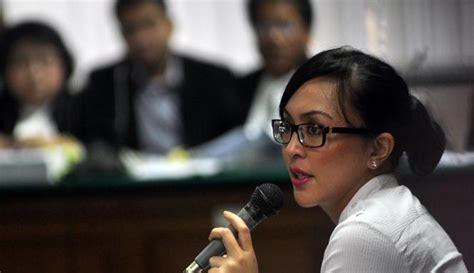 Penjatuhan Pidana Dan Dua Prinsip Dasar Hukum Pidana rosa bersaksi untuk angie di tipikor yasmib sulawesi