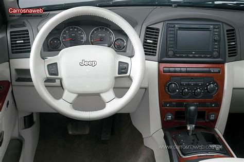 bd upholstery jeep grand cherokee limited 4 7 v8 2006 ficha t 233 cnica