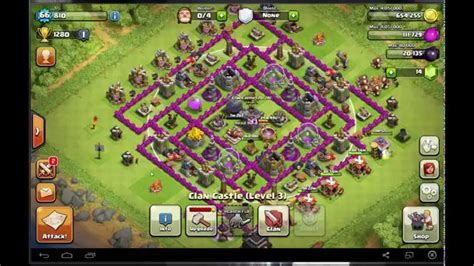 coc layout to protect resources build best town hall 10 th10 layout to protect resources