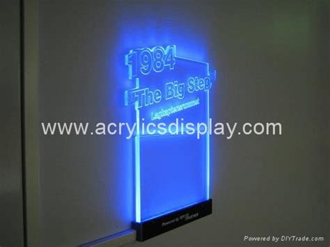 Coval St 105 Display Acrylic U 5 Mobil Diecast Skala 1 64 1 acrylic led sign display led 05 tw china manufacturer promotion gifts arts crafts