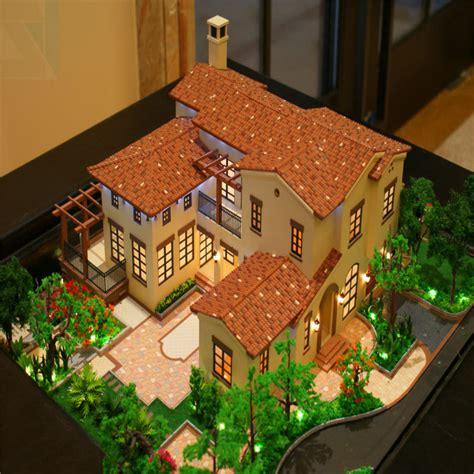 miniature residential house model architectural models modern architecture design scale models kits miniature