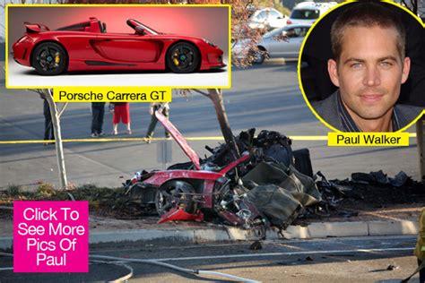 Porsche Paul Walker Died In Paul Walker S Porsche Warning Issued On Gt