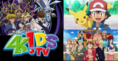 Anime 4kids by The Legacy Of 4kids Entertainment Japan Powered