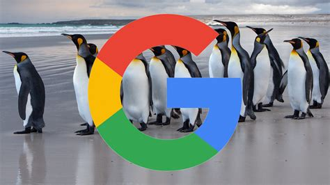 google images penguins google penguin looks mostly at your link source says google