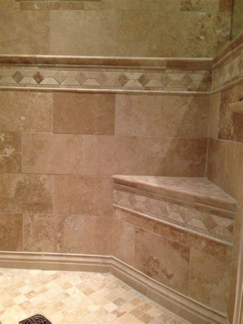 Bathroom Shower Tile Installation Fabulous Bathroom Shower Bench Designs Also Tile Installation Best Showers Design Ideas Images