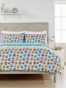 Hummingbird Bed Linen - cotton patterned duvet cover set house of fraser