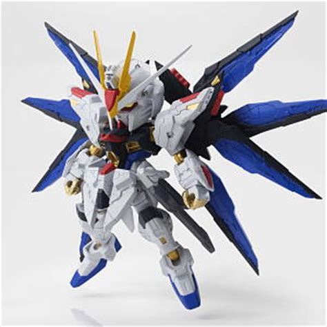 Nxedge Strike Gundam nxedge style ms unit strike freedom gundam w initial release bonus item completed