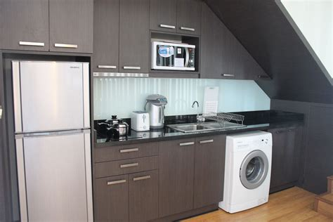 Small Kitchen For Narrow With Washing Machine Kitchen Washing Machine In Kitchen Design