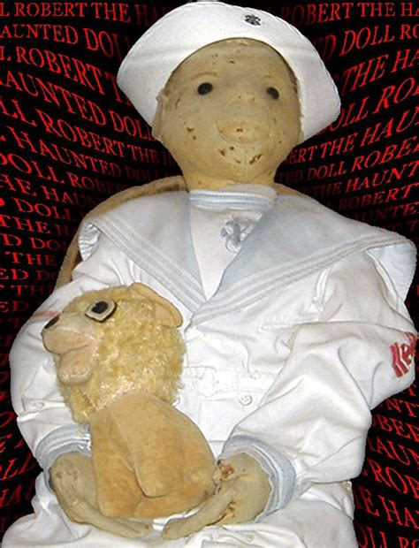 haunted doll quiz who is to say there is no such thing as a real ghost doll