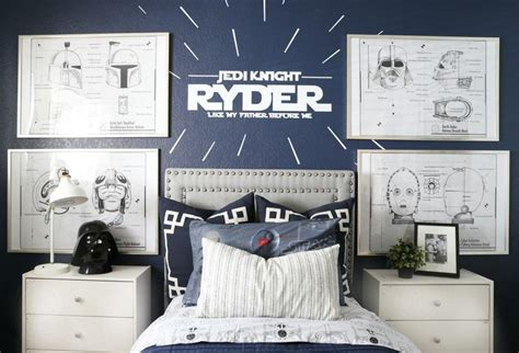 star wars child bedroom star wars kids bedroom classy clutter