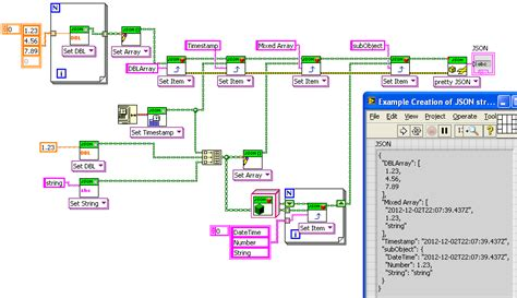 bcp format file quoted strings cr json labview code repository certified lava