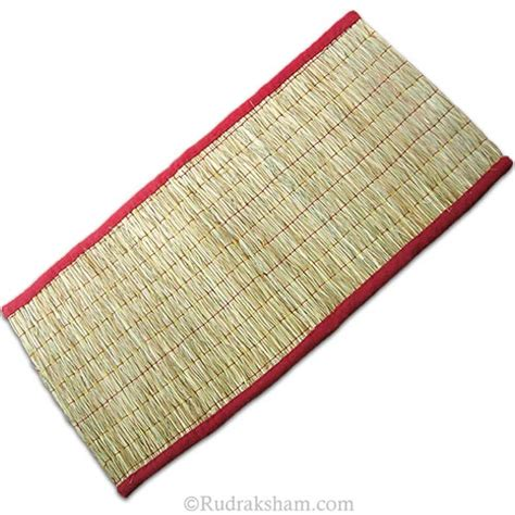 Mat For by Kusha Grass Mat