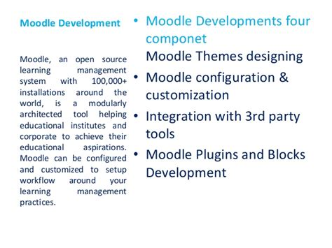moodle theme configuration moodle developers for moodle development and customization