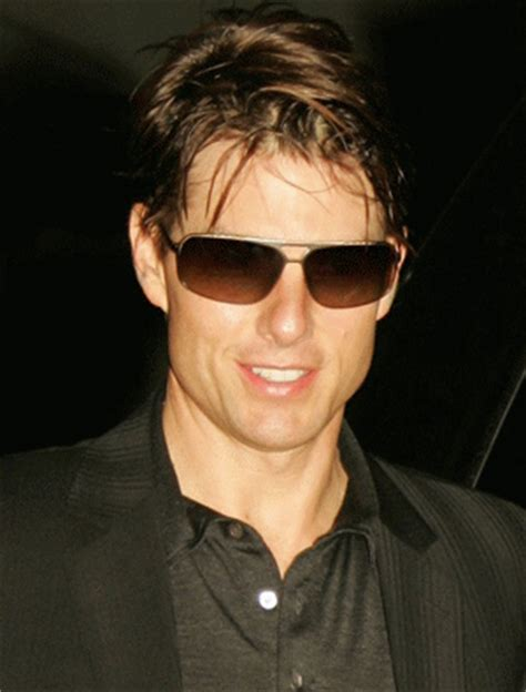 the many shades of tom cruise: sunnies were made for this