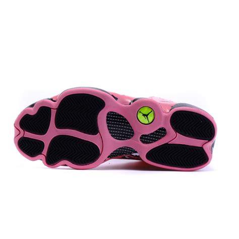 pink patterned shoes women air jordan 13 leopard pattern print pink basketball