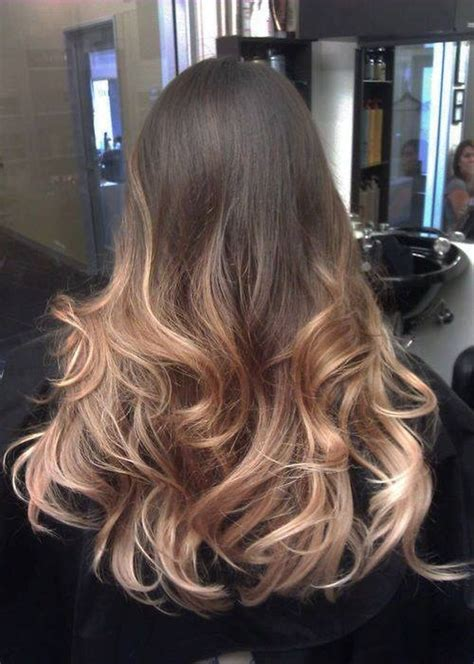ambre hair on a nlone guys do you like the quot ombre quot hair color girlsaskguys