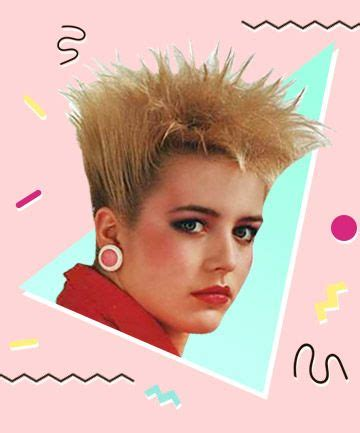 19 Awesome '80s Hairstyles You Totally Wore to the Mall   Hairspray, 80s hairstyles and 80s hair