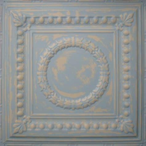 Blue Ceiling Tiles by Cloud Color Tin Metal Ceiling Tile