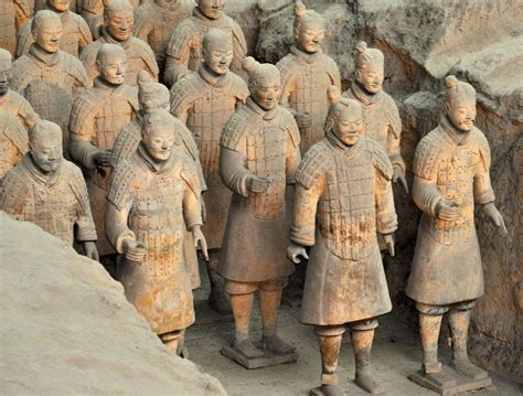 Warrior Made In China 17 best images about guerreros de terracota china on