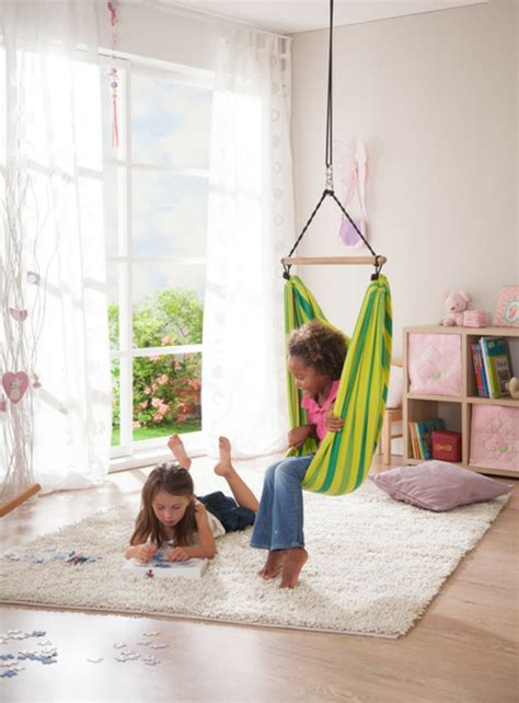 Schaukel Im Kinderzimmer by Einmalige Kinderschaukel Ideen Und Inspirationen