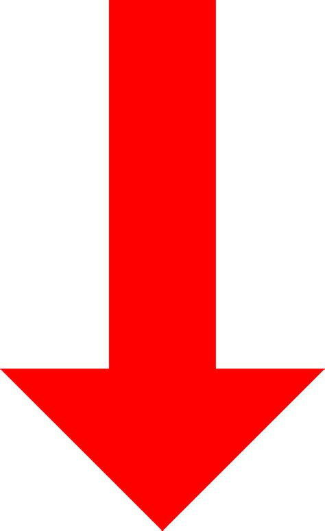 imagenes de flechas rojas flecha roja