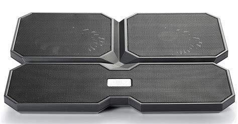 Deepcool Multicore X6 review base refrigeradora portatil deepcool multi x6