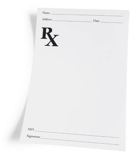 Prescription Pad Template by Lyme Treatment Lyme Inside Living With Late Stage Lyme