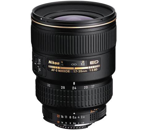 nikon af s zoom nikkor 17 35 mm f 2 8d if ed wide angle zoom lens deals pc world