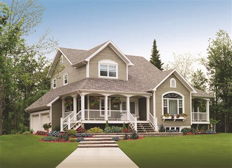 Farmhouse Plans With Front Porch by Two Story House Plan With 3 Porches Maverick Homes